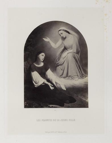 'Les Plaints de la Jeune Fille'