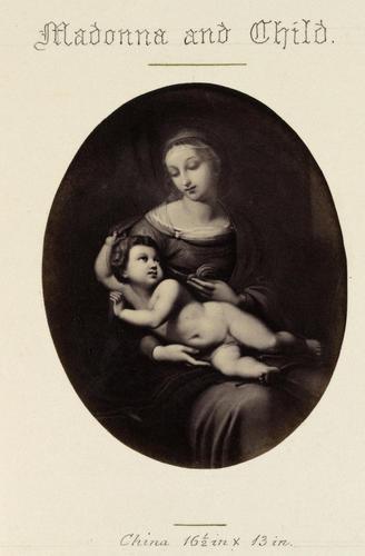 'Madonna and Child'