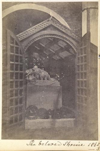 'The beloved Shrine'; Royal Mausoleum, Frogmore