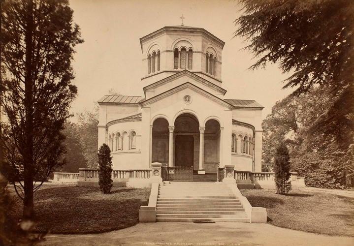 Prince Consort's Mausoleum, Frogmore