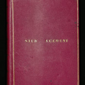 Debits and credits with Coutts & Co. Debits to a variety of individuals and all transactions include name of payee, date and amount. Includes reference to Colonel William Wemyss.