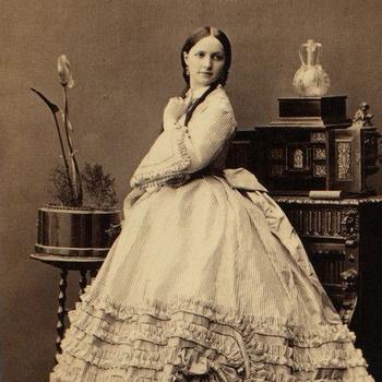 Portrait of Henrietta Adela, Duchess of Newcastle