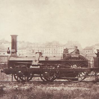 Machine du Train Royal