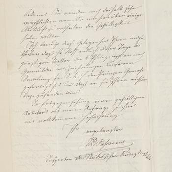 Passavant's signature