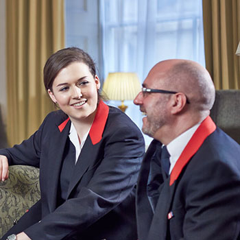 Royal Collection Trust staff