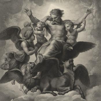 DIE VISION DES HESEKIEL